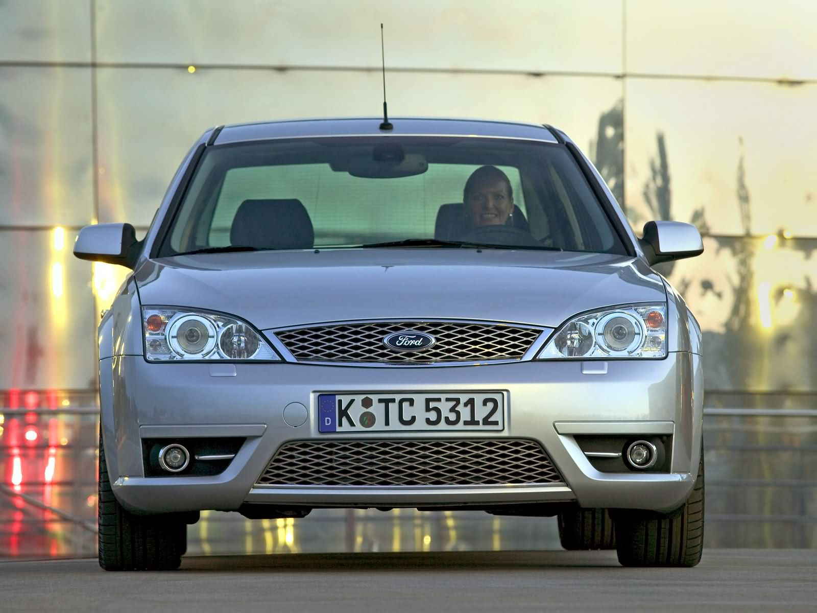 Ford Mondeo photo 11789