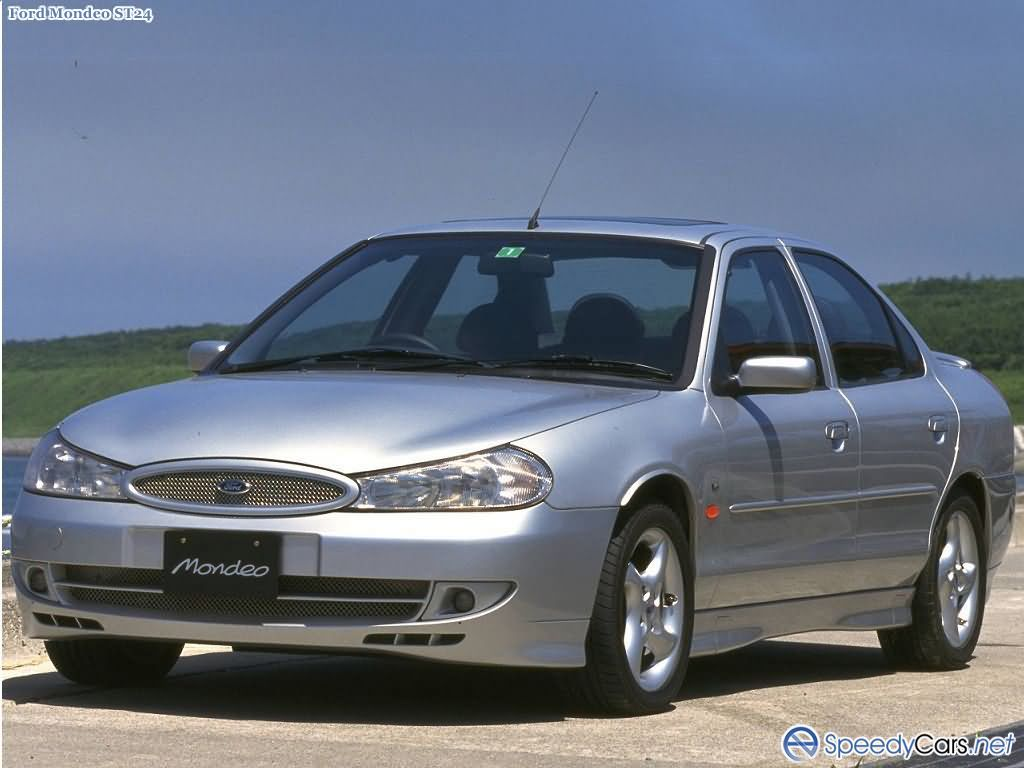 Ford Mondeo photo 3313