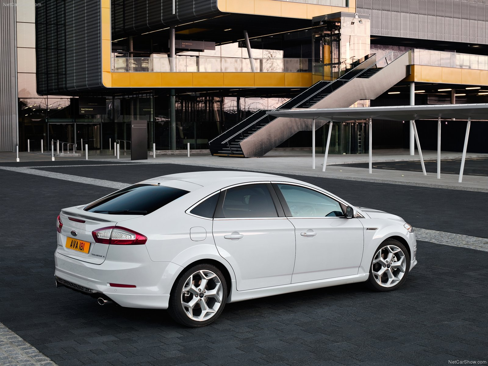 Ford Mondeo photo 74423