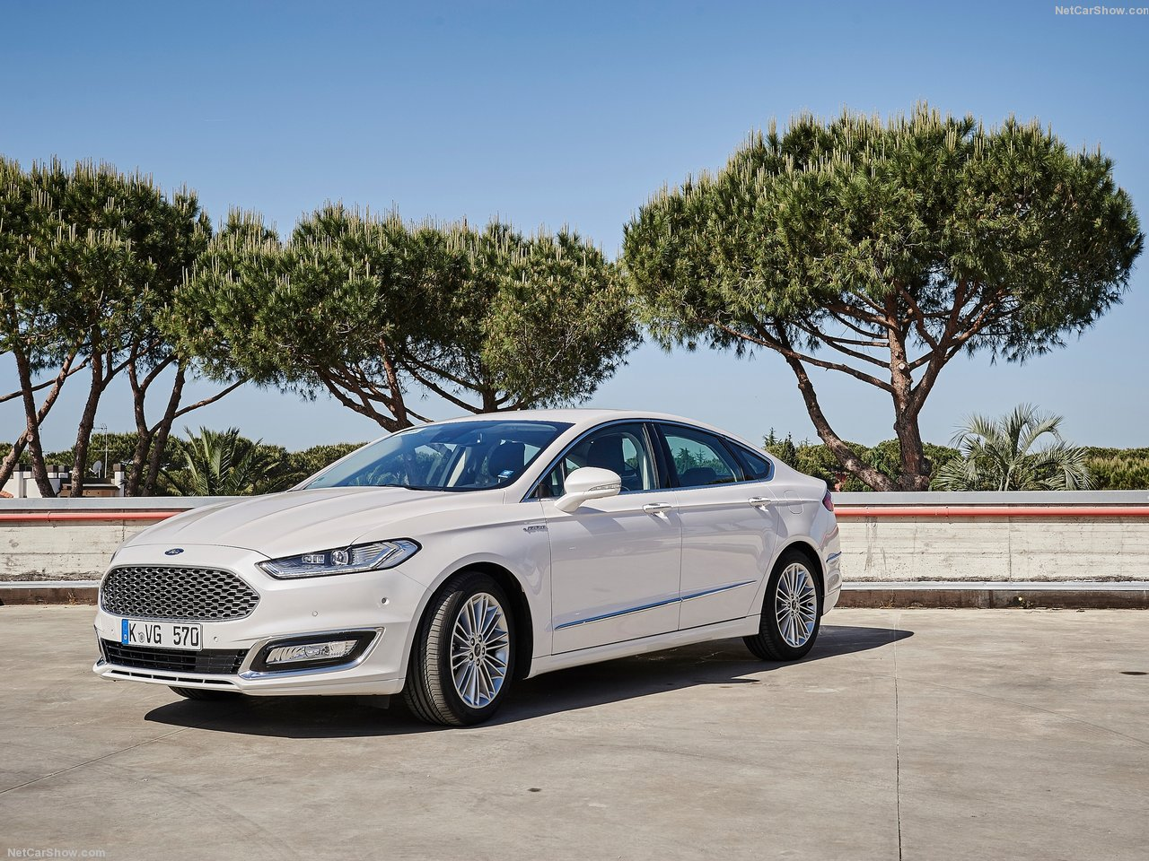 Ford Mondeo Vignale photo 142219