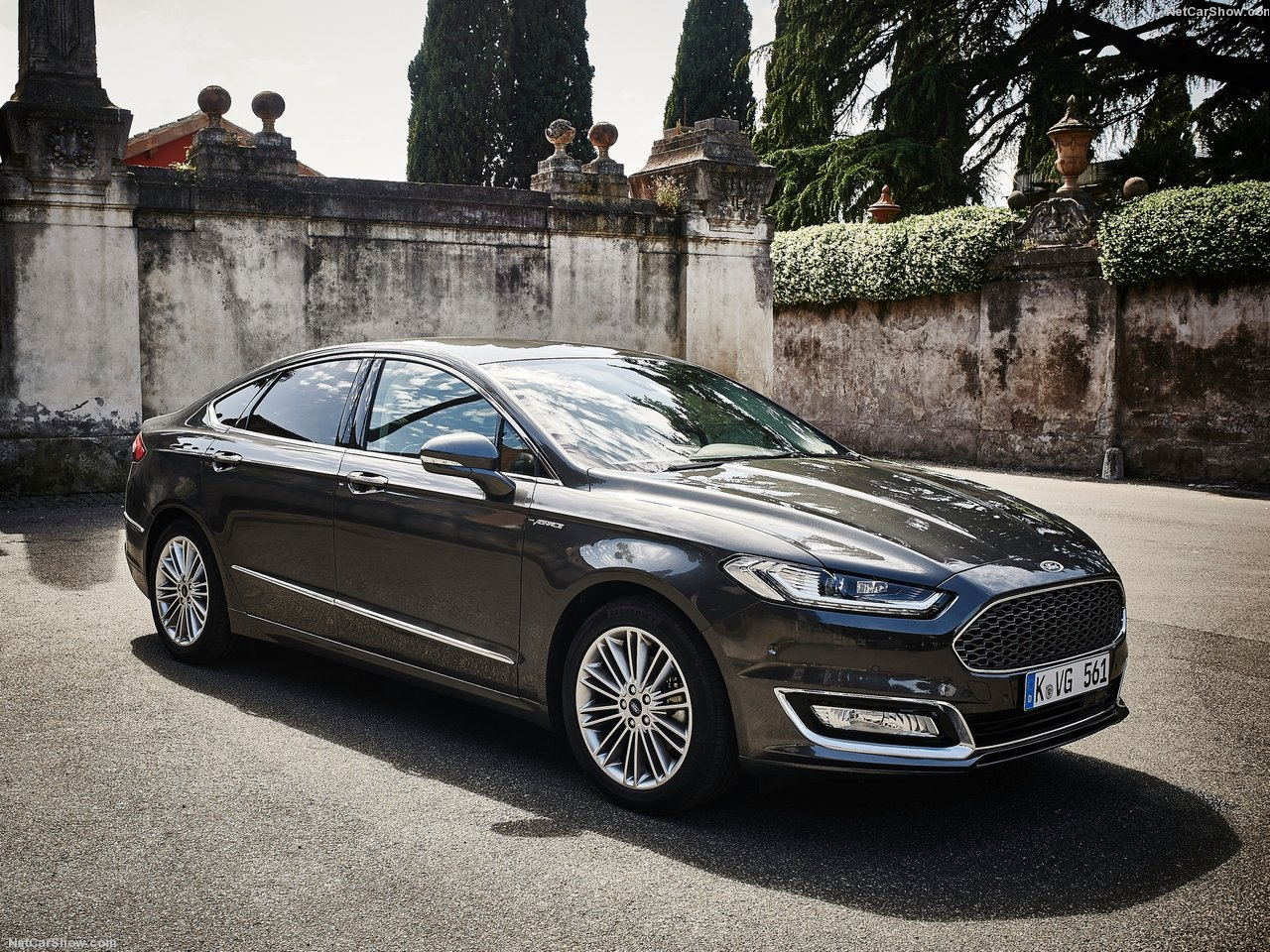 Ford Mondeo Vignale photo 142225