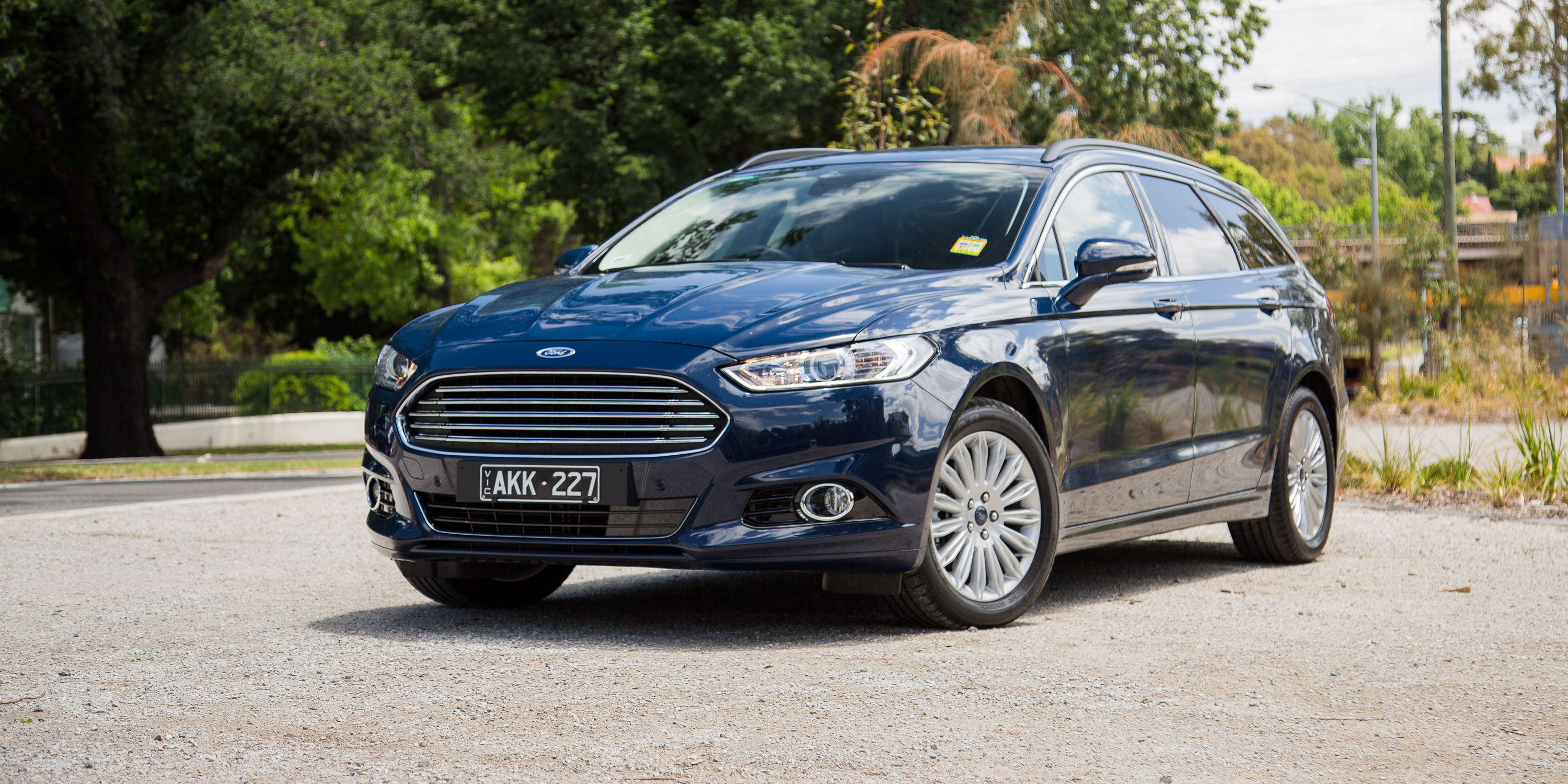 Ford Mondeo Wagon photo 175116