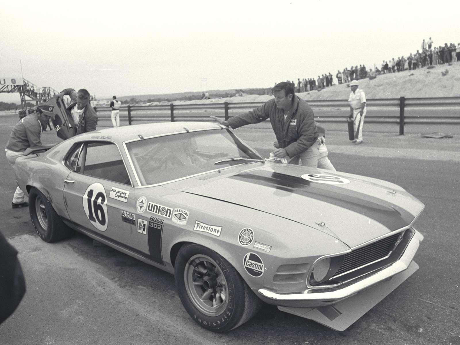 Ford Mustang Boss 302 photo 80722