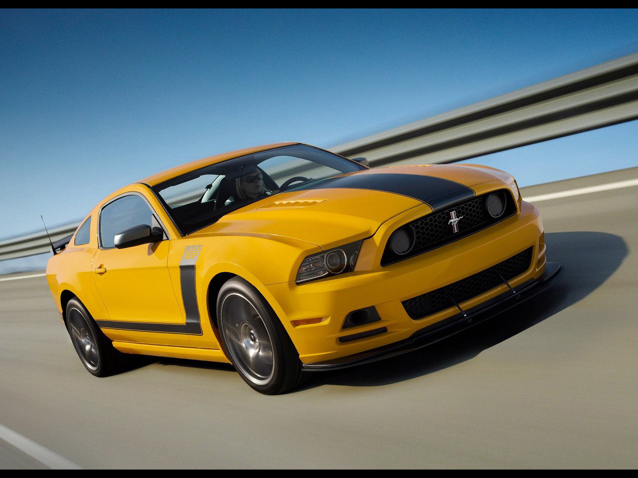 Ford Mustang Boss 302S photo 105233