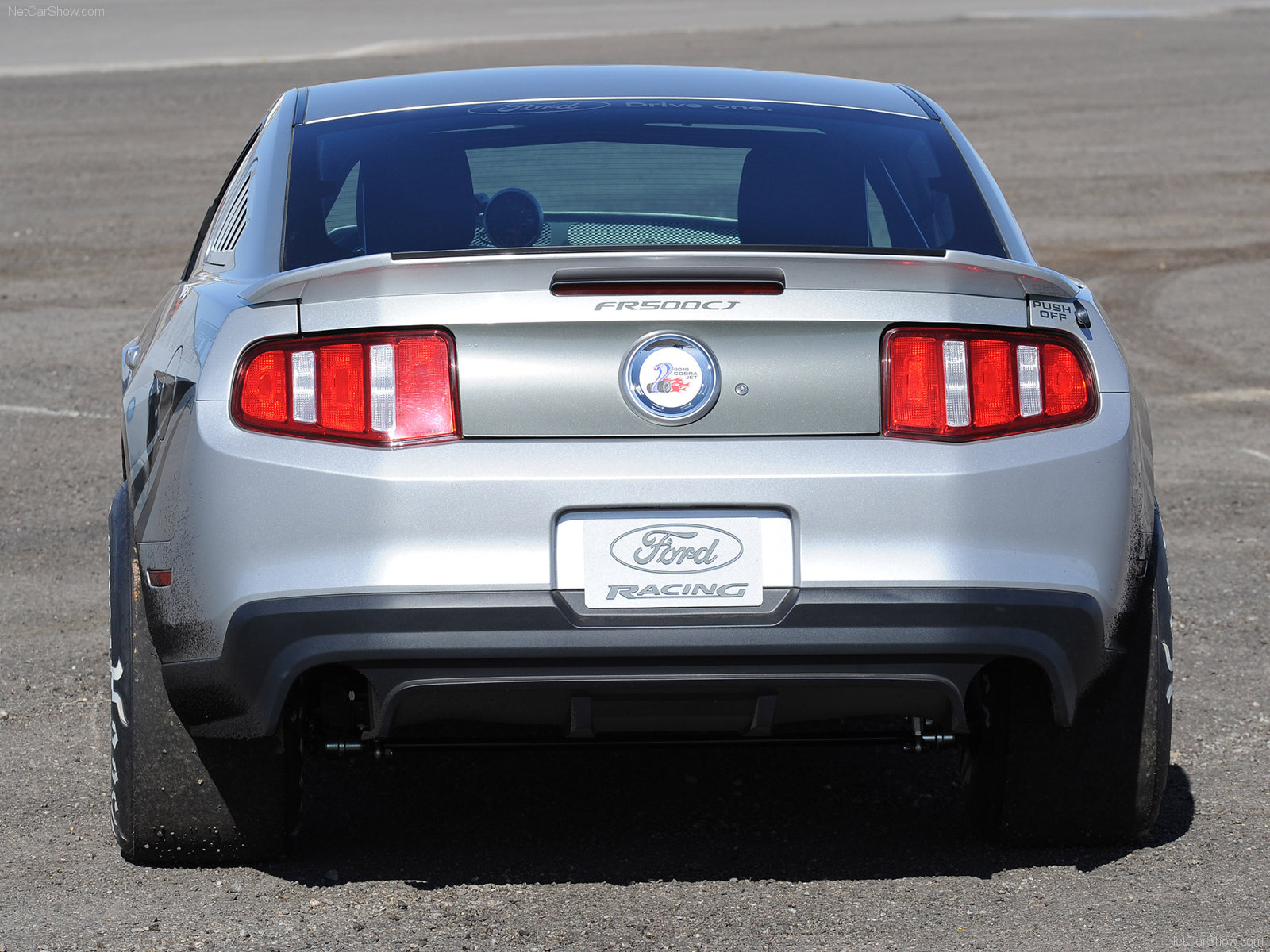 Ford Mustang Cobra Jet photo 68927