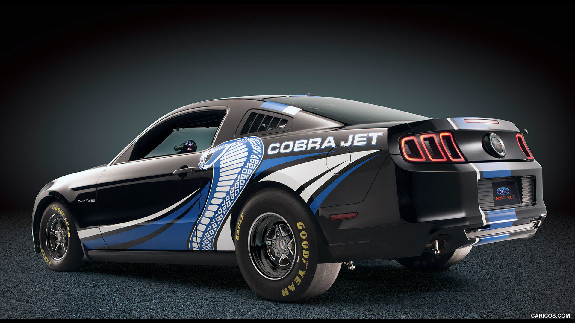 Ford Mustang Cobra Jet Twin-Turbo photo 121538