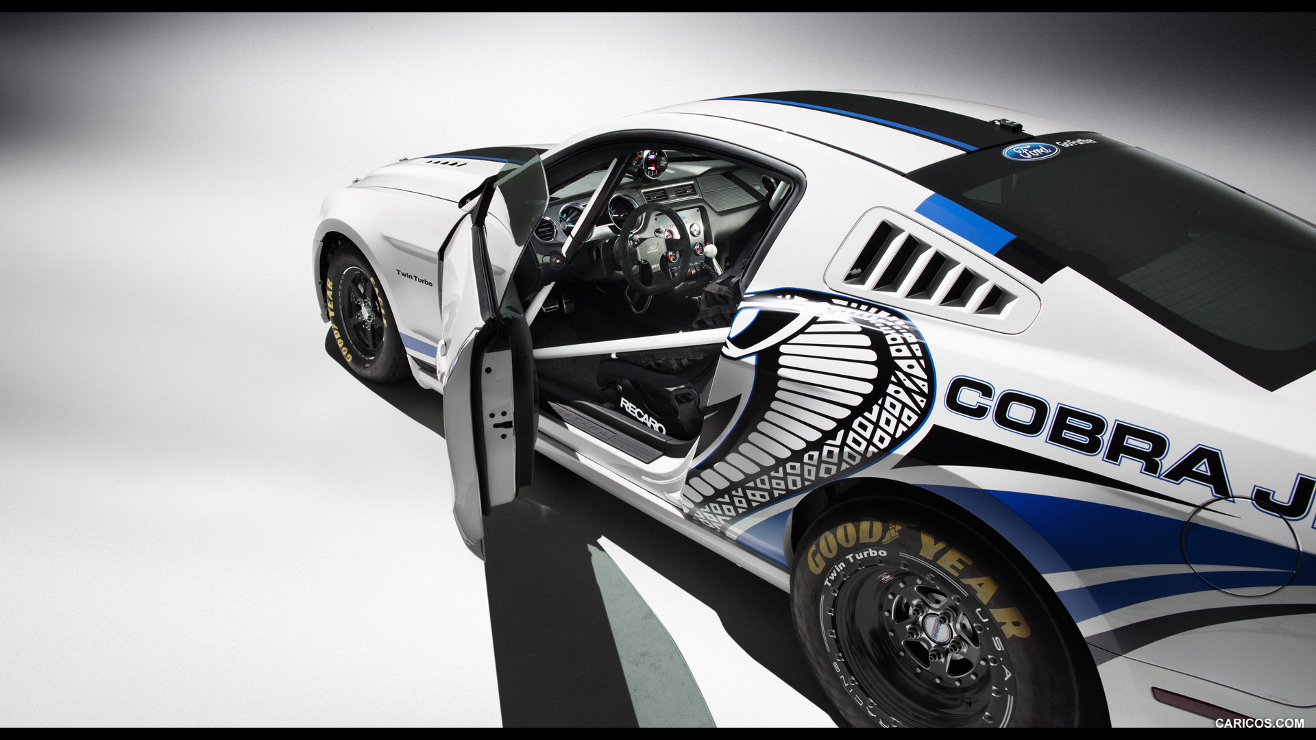 Ford Mustang Cobra Jet Twin Turbo Picture 121542 Ford Photo