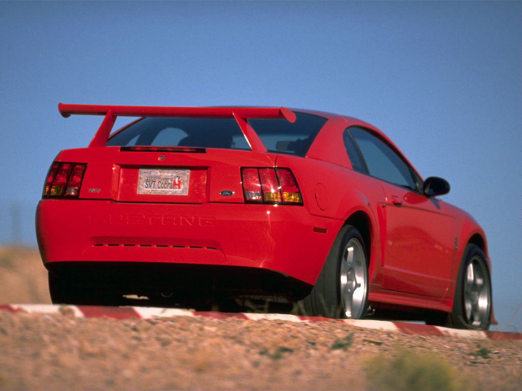 Ford Mustang Cobra R photo 105401