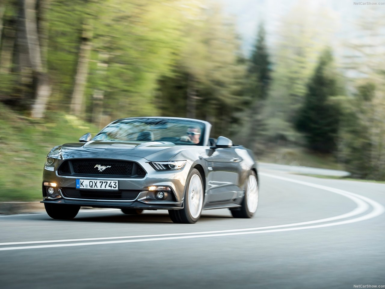 Ford Mustang Convertible EU-Version photo 142108