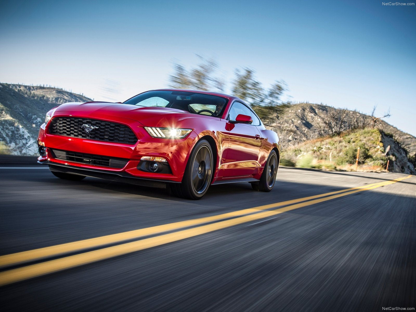 Ford Mustang EcoBoost photo 129809