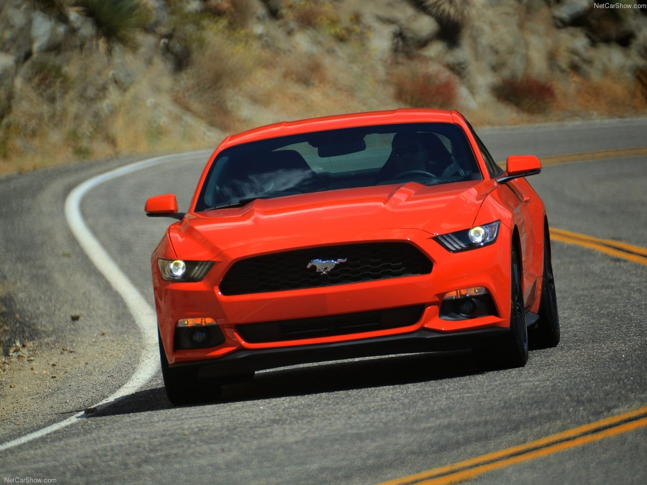 Ford Mustang EcoBoost photo 129813