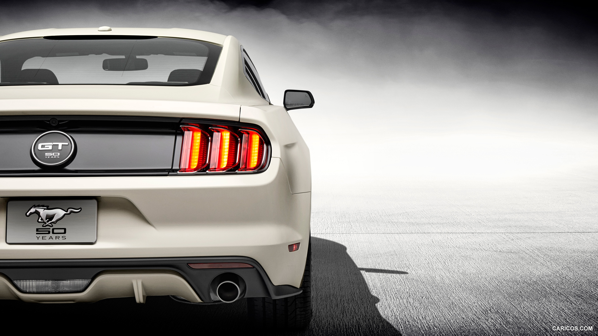 Ford Mustang GT 50 Year Limited Edition photo 117281