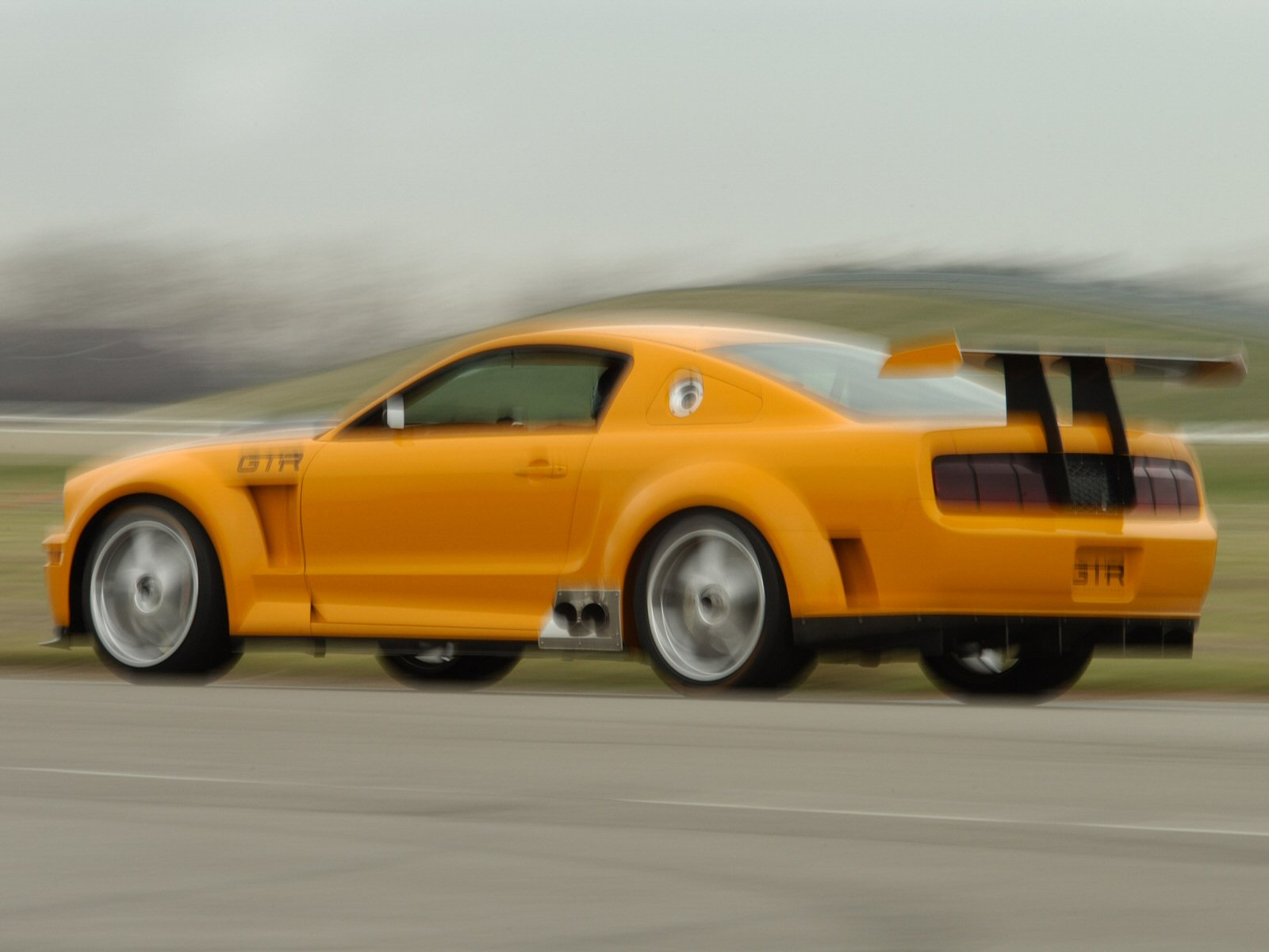 Ford Mustang GT photo 7001