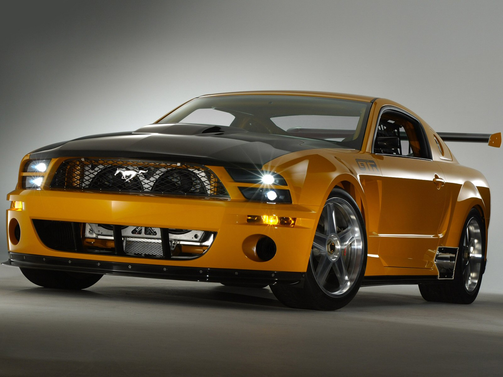 Ford Mustang GT photo 7006