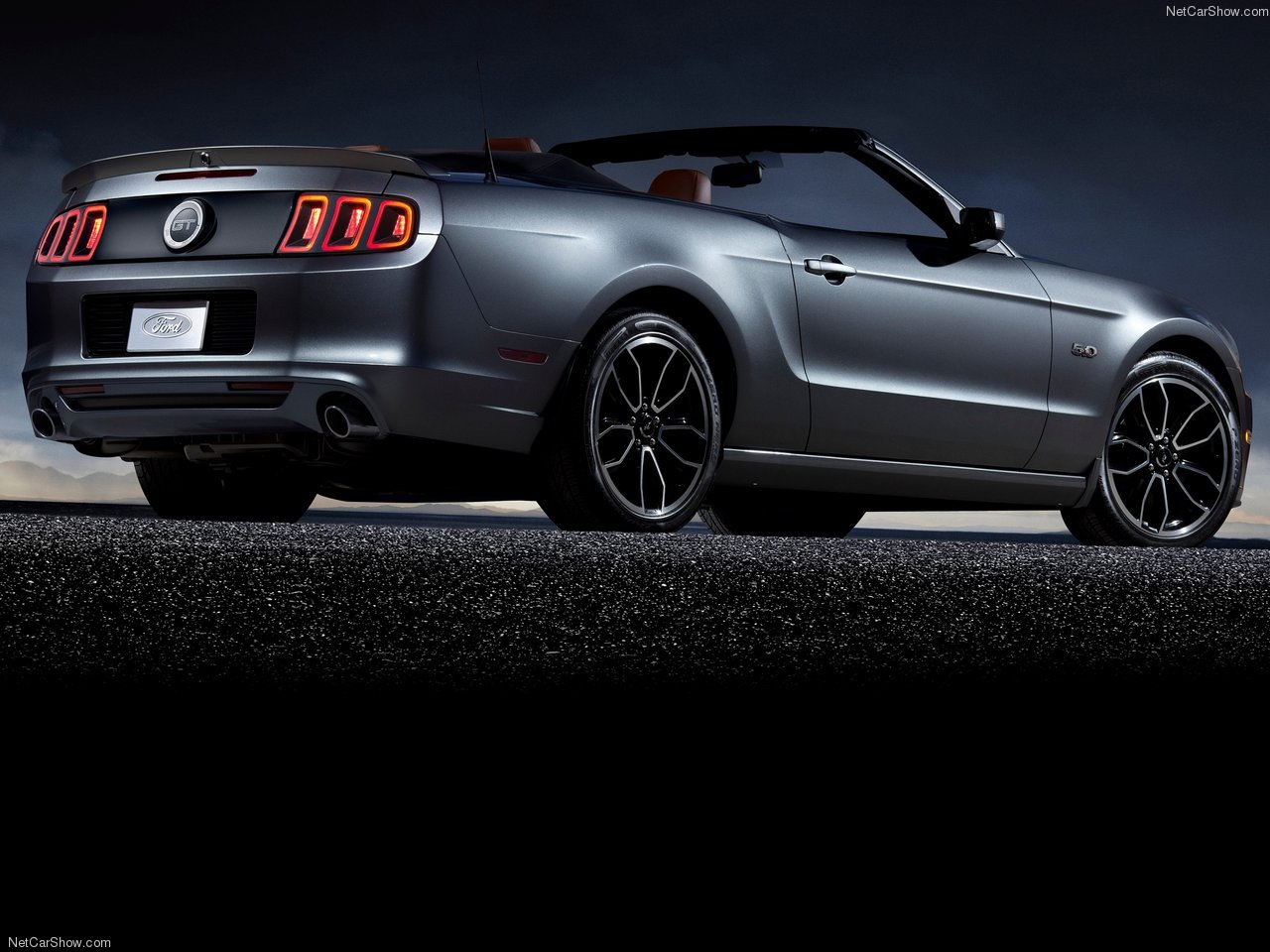 Ford Mustang GT photo 86573