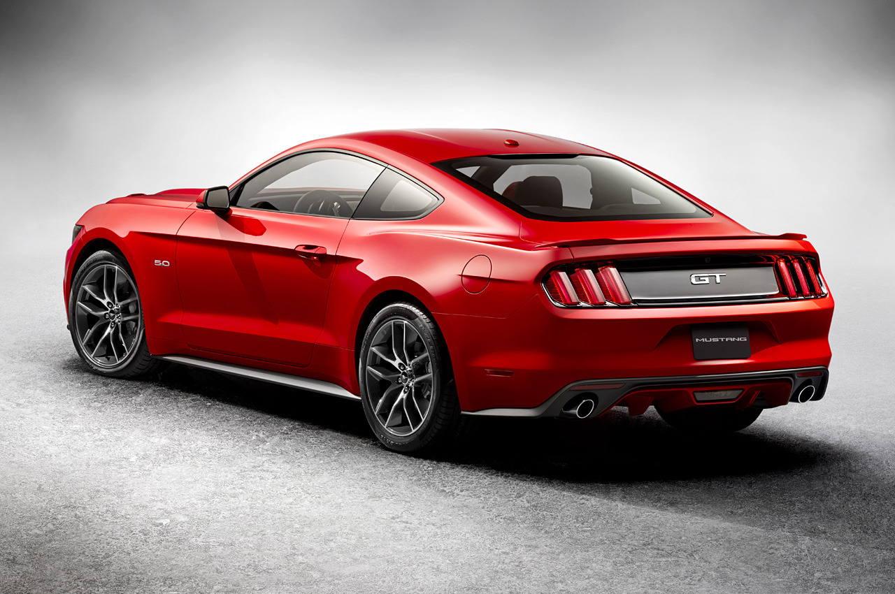 Ford Mustang photo 104625