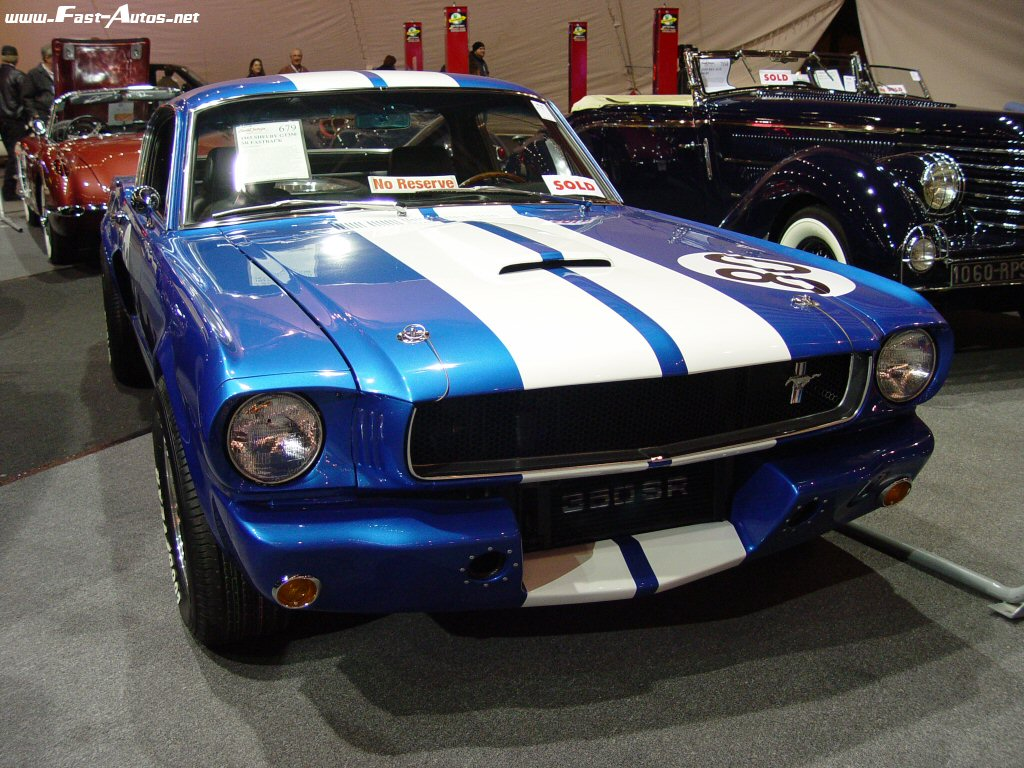 Ford Mustang photo 16479