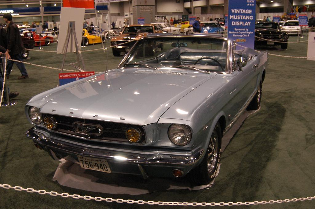 Ford Mustang photo 18263