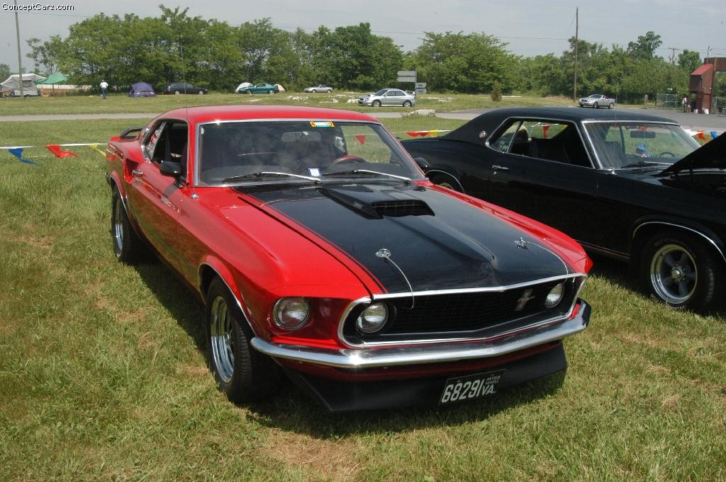 Ford Mustang photo 18266