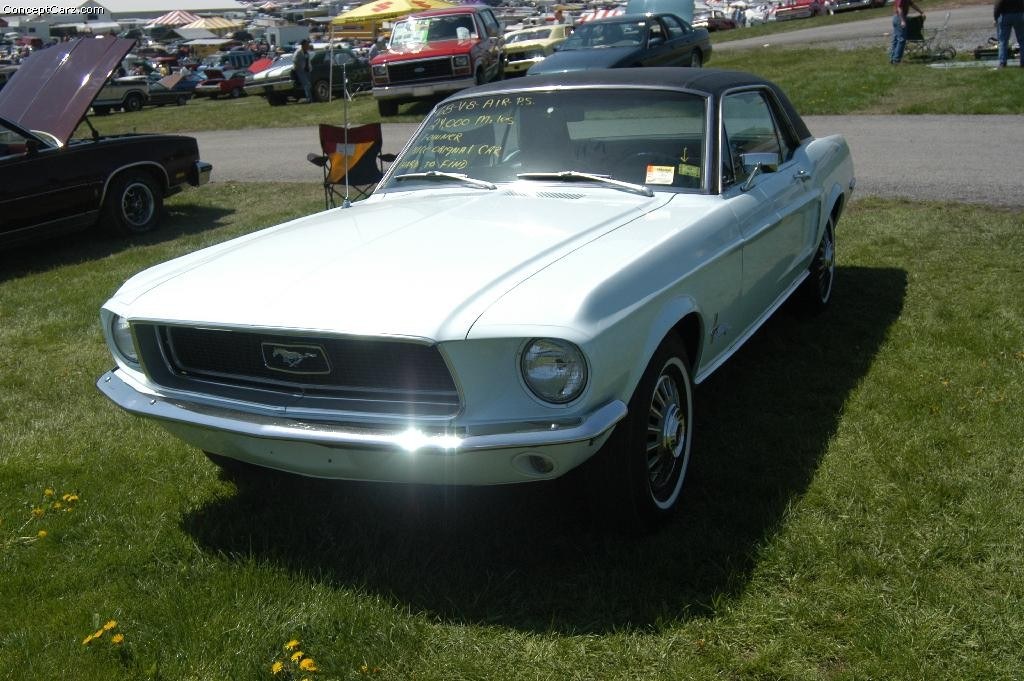 Ford Mustang photo 18268