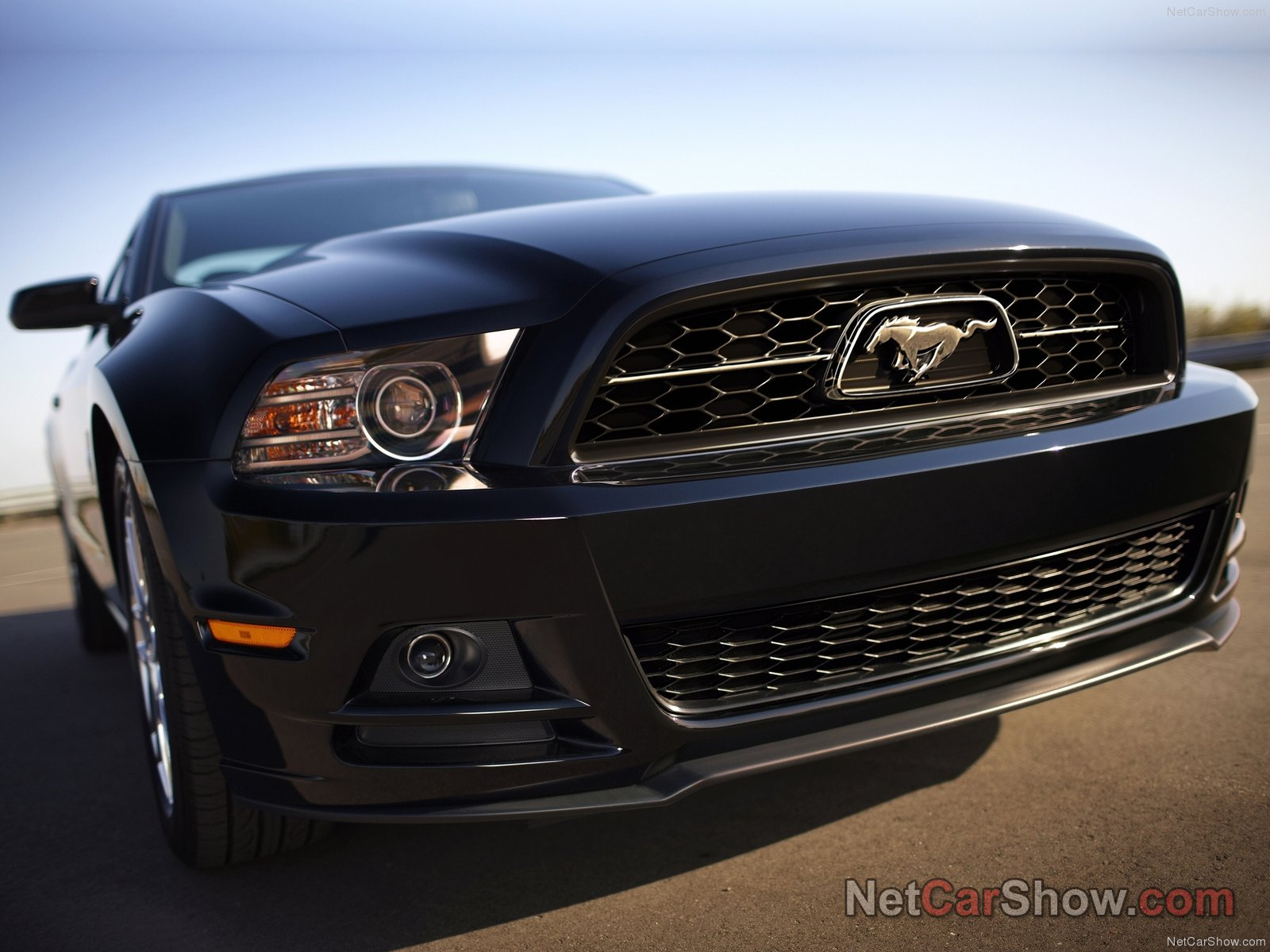 Ford Mustang photo 90034