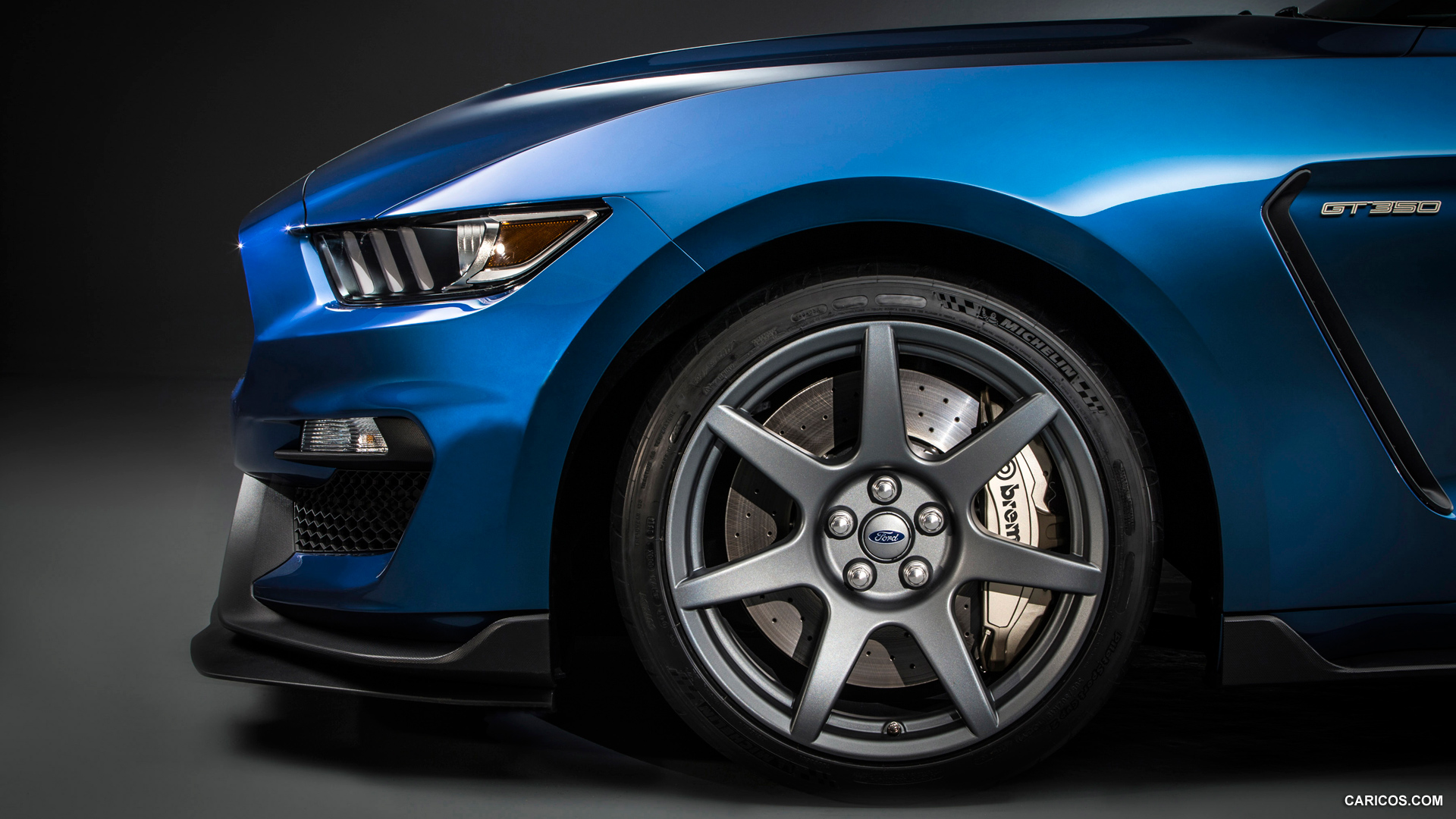 Ford Mustang Shelby GT350R photo 135651