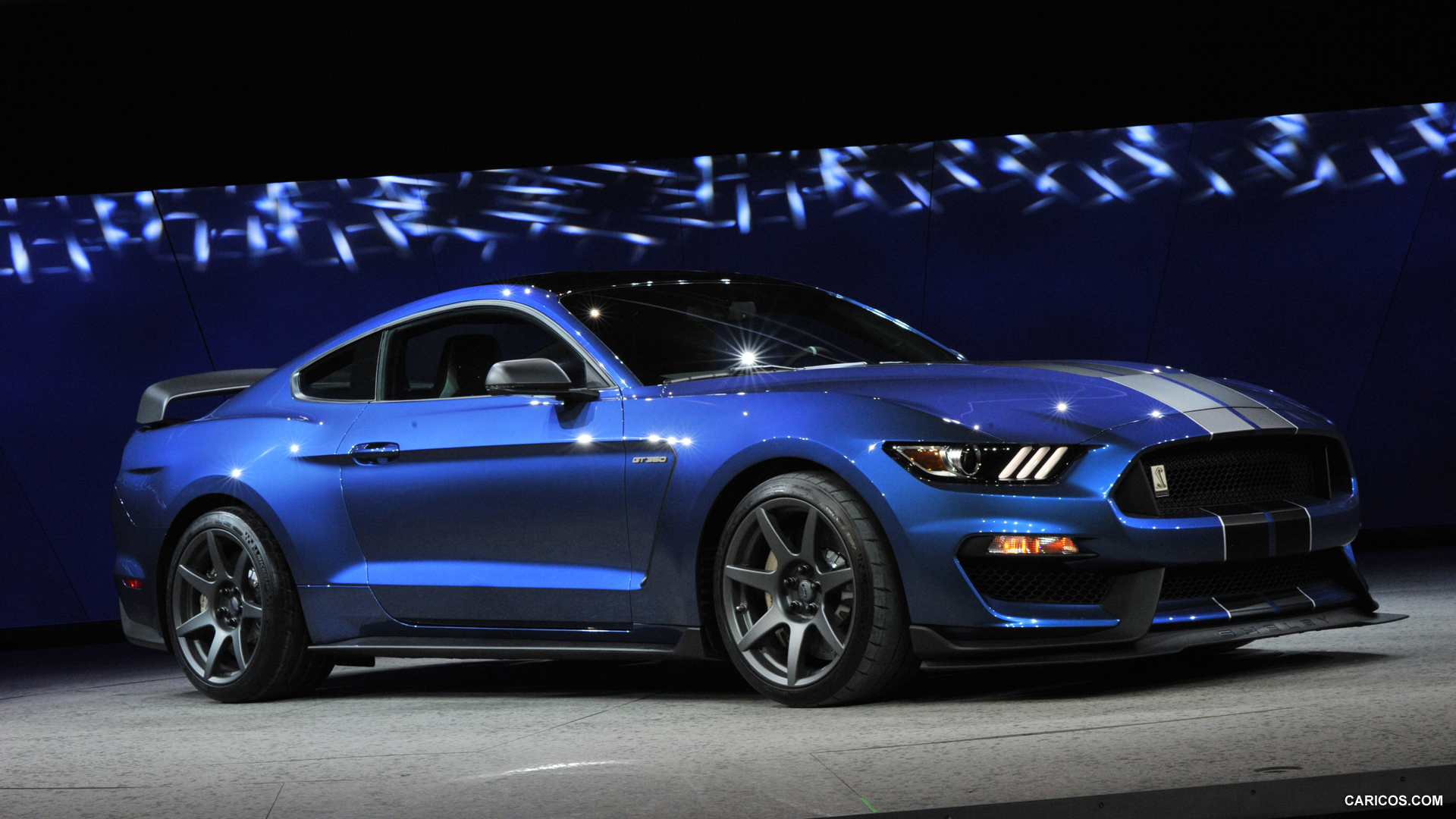 Ford Mustang Shelby GT350R photo 135655