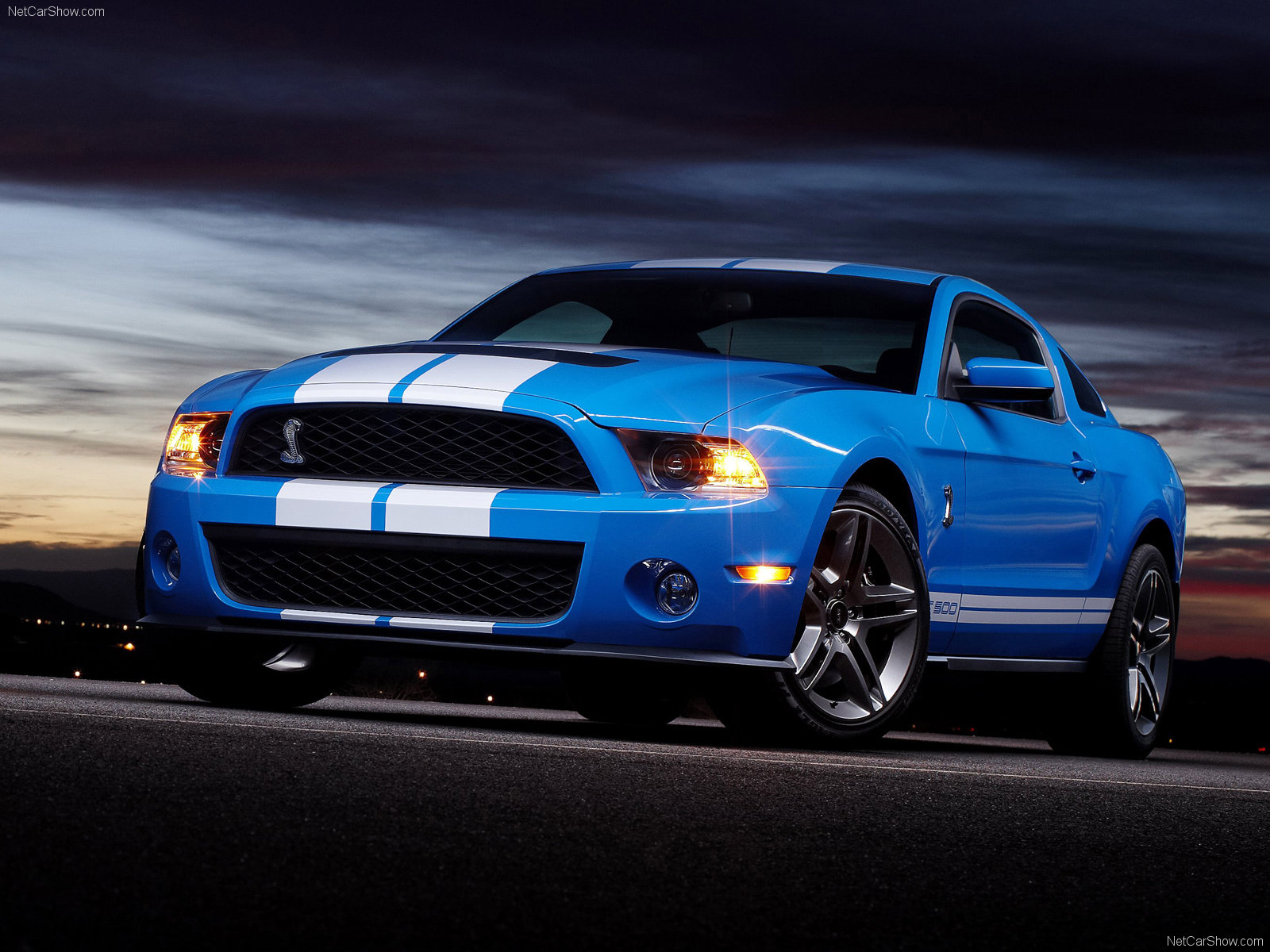 Ford Mustang Shelby GT500 photo 60627
