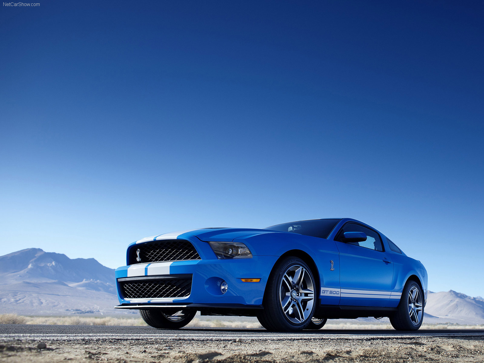 Ford Mustang Shelby GT500 photo 60628