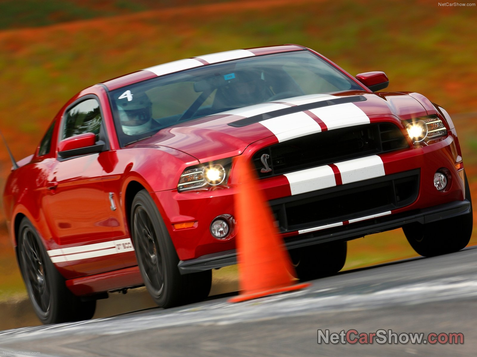 Ford Mustang Shelby GT500 photo 92052