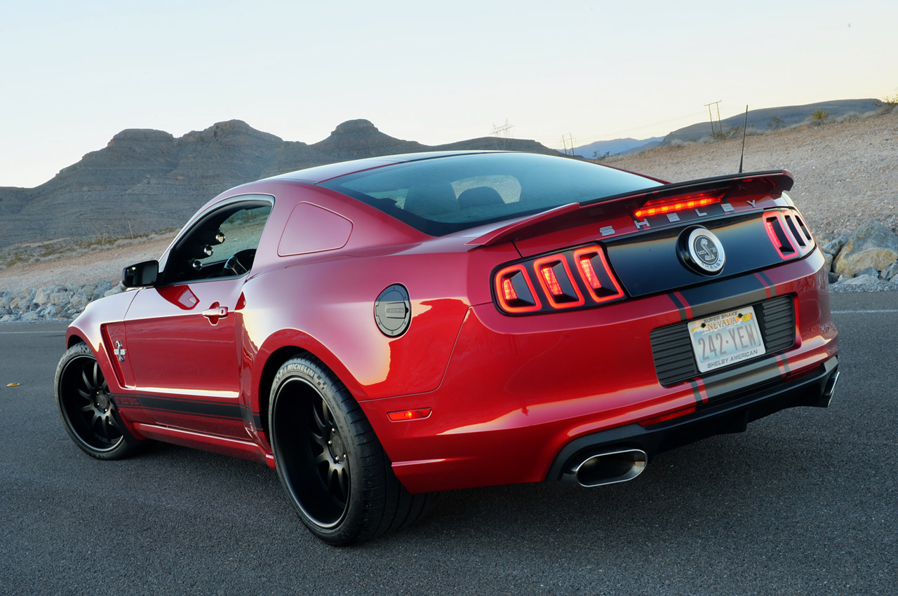Ford Mustang Shelby GT500 Super Snake photo 131136
