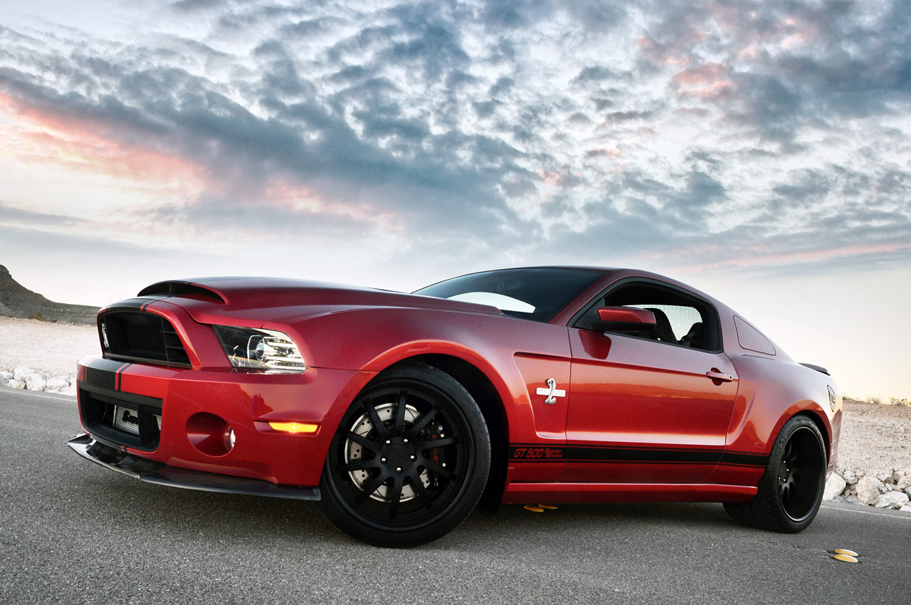 Ford Mustang Shelby GT500 Super Snake photo 131137