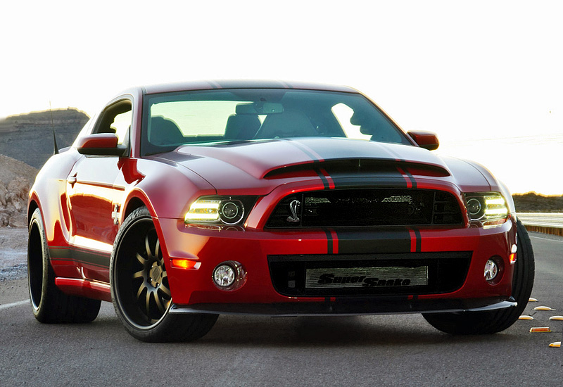 Ford Mustang Shelby GT500 Super Snake photo 131140