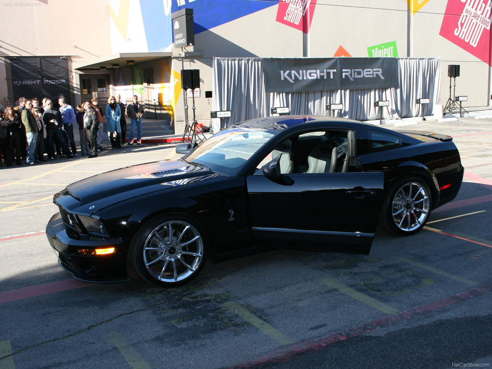 Ford Mustang Shelby GT500KR KITT photo 50119