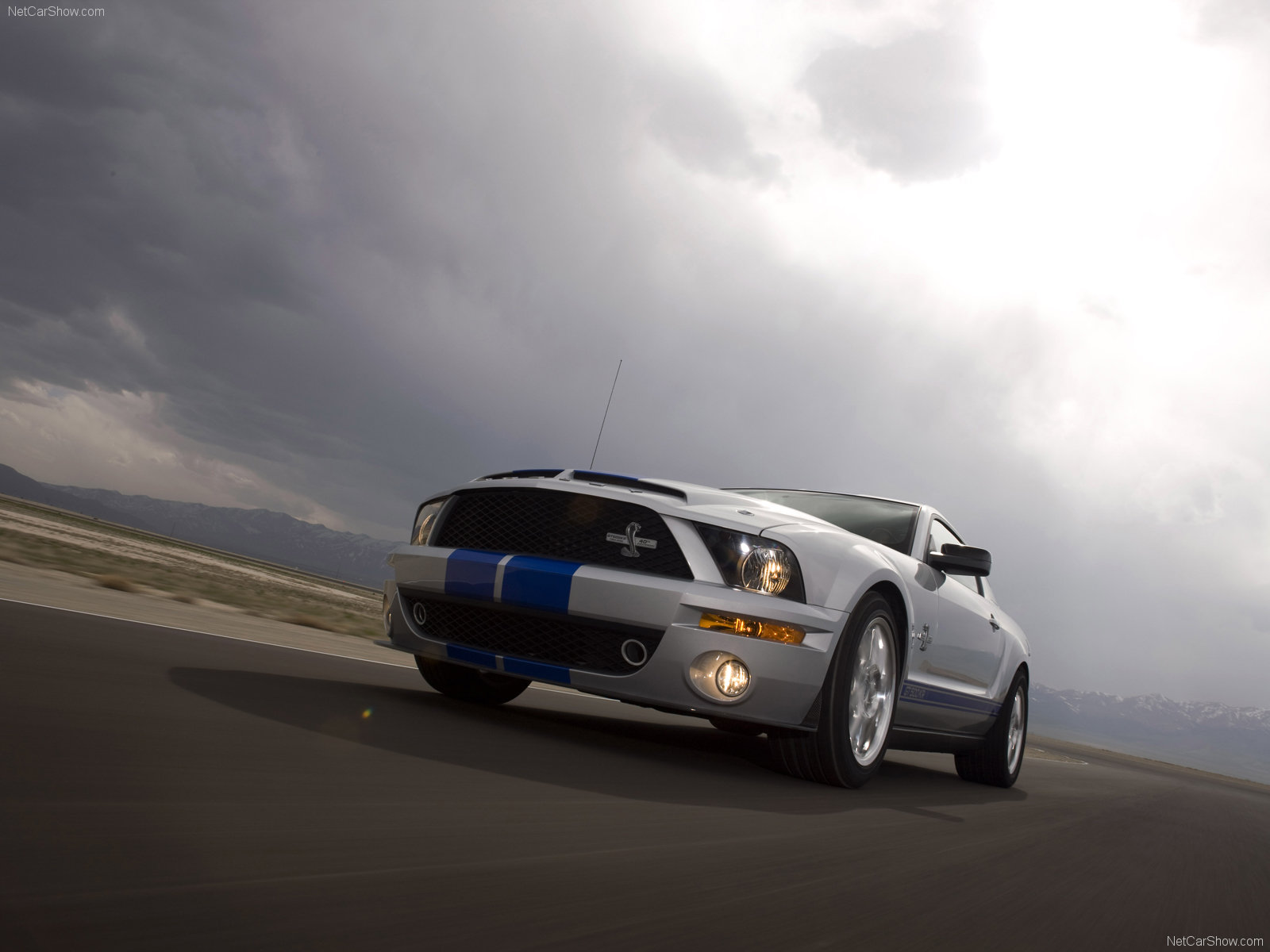 Ford Mustang Shelby GT500KR photo 54436