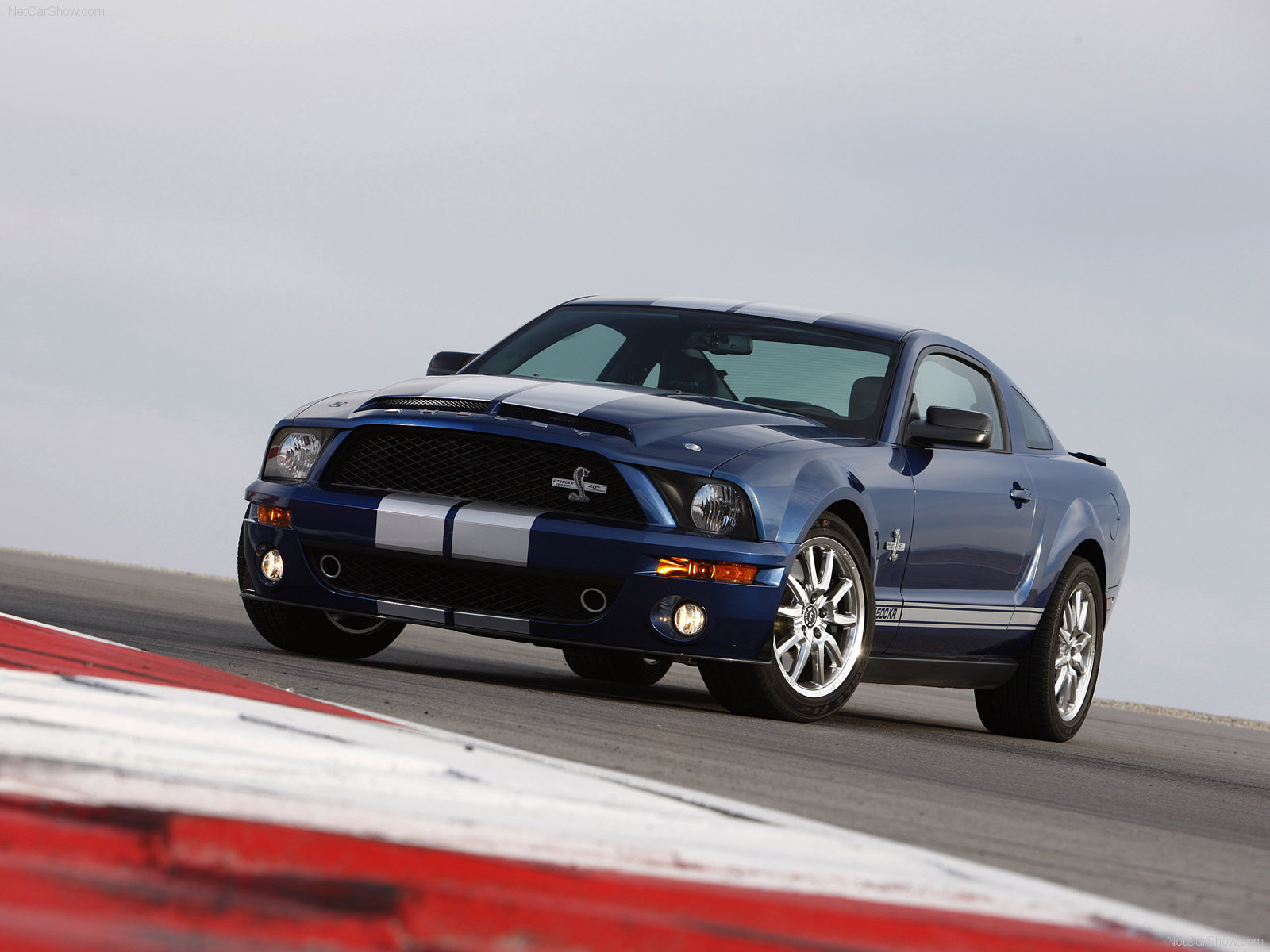 Ford Mustang Shelby GT500KR photo 54440