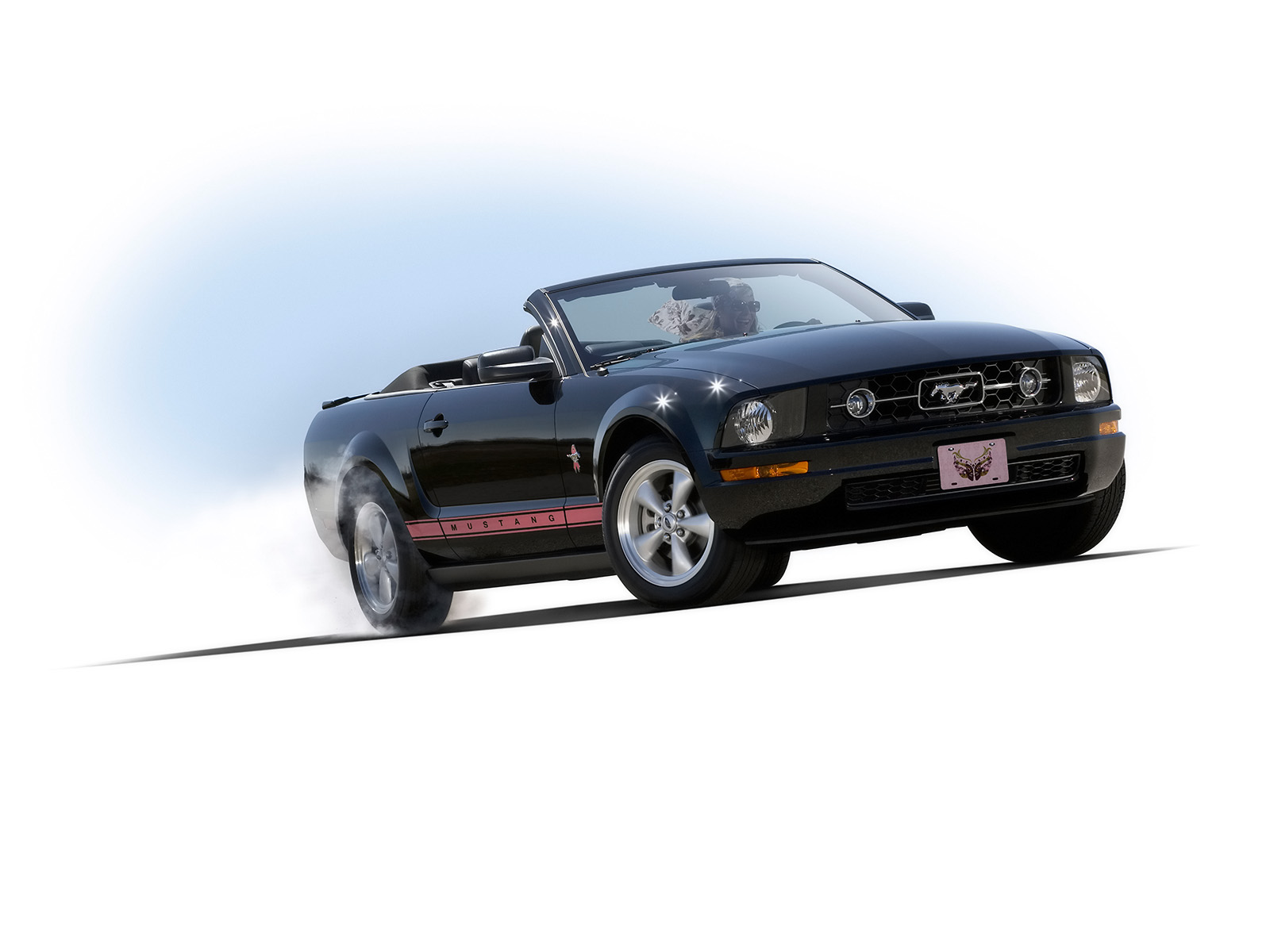 Ford Mustang WIP Edition photo 43953
