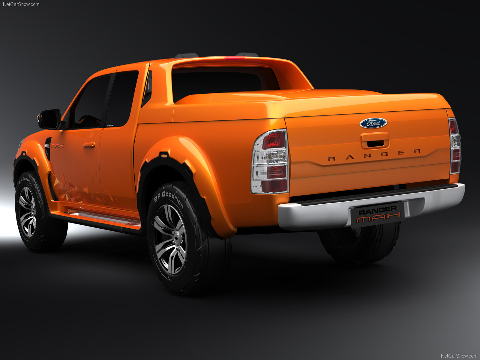 Ford Ranger Max Concept photo 59891