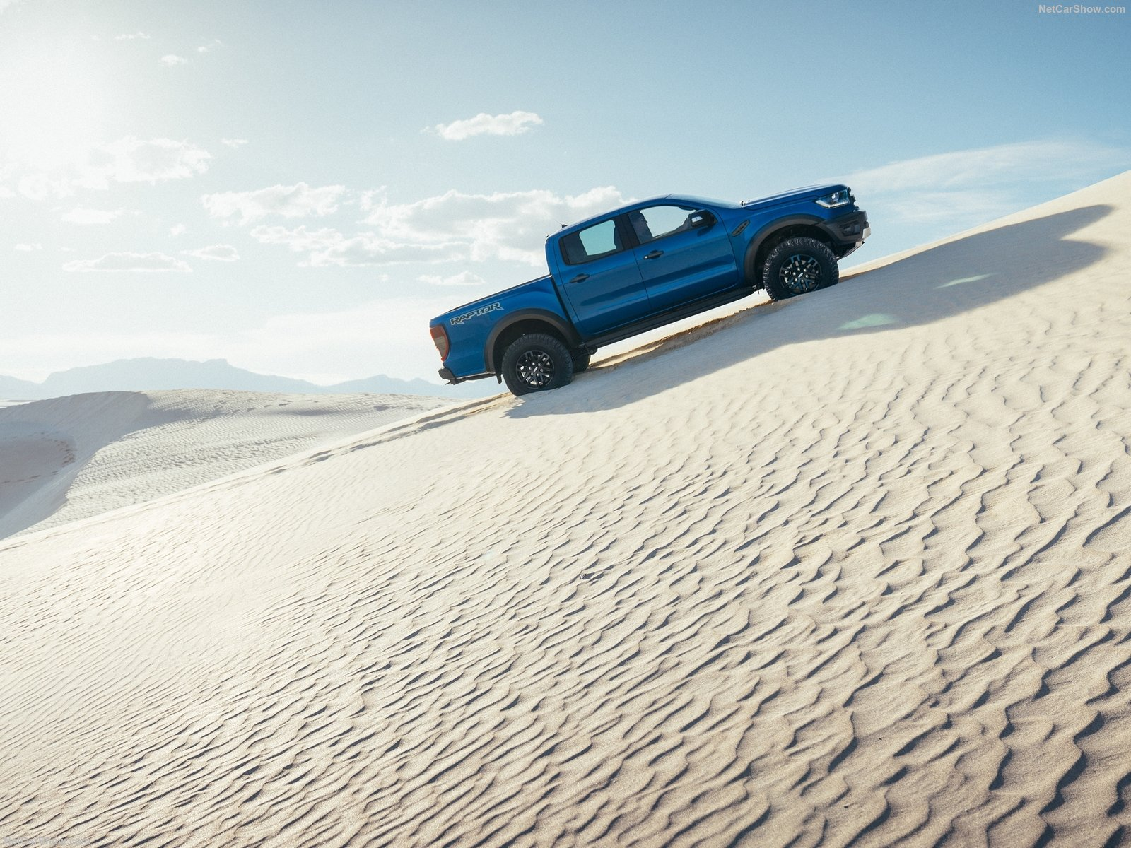 Ford Ranger Raptor photo 186205