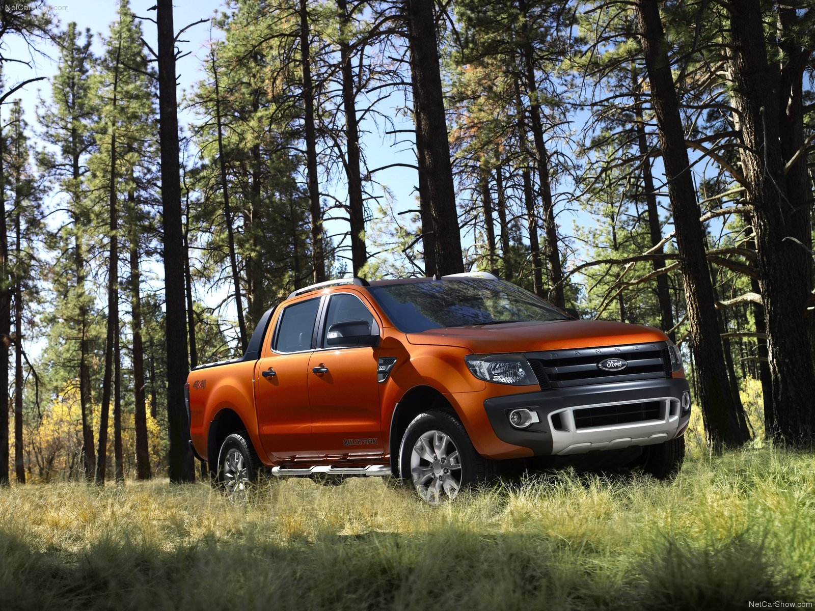 Ford Ranger Wildtrak Picture 78445 Ford Photo Gallery