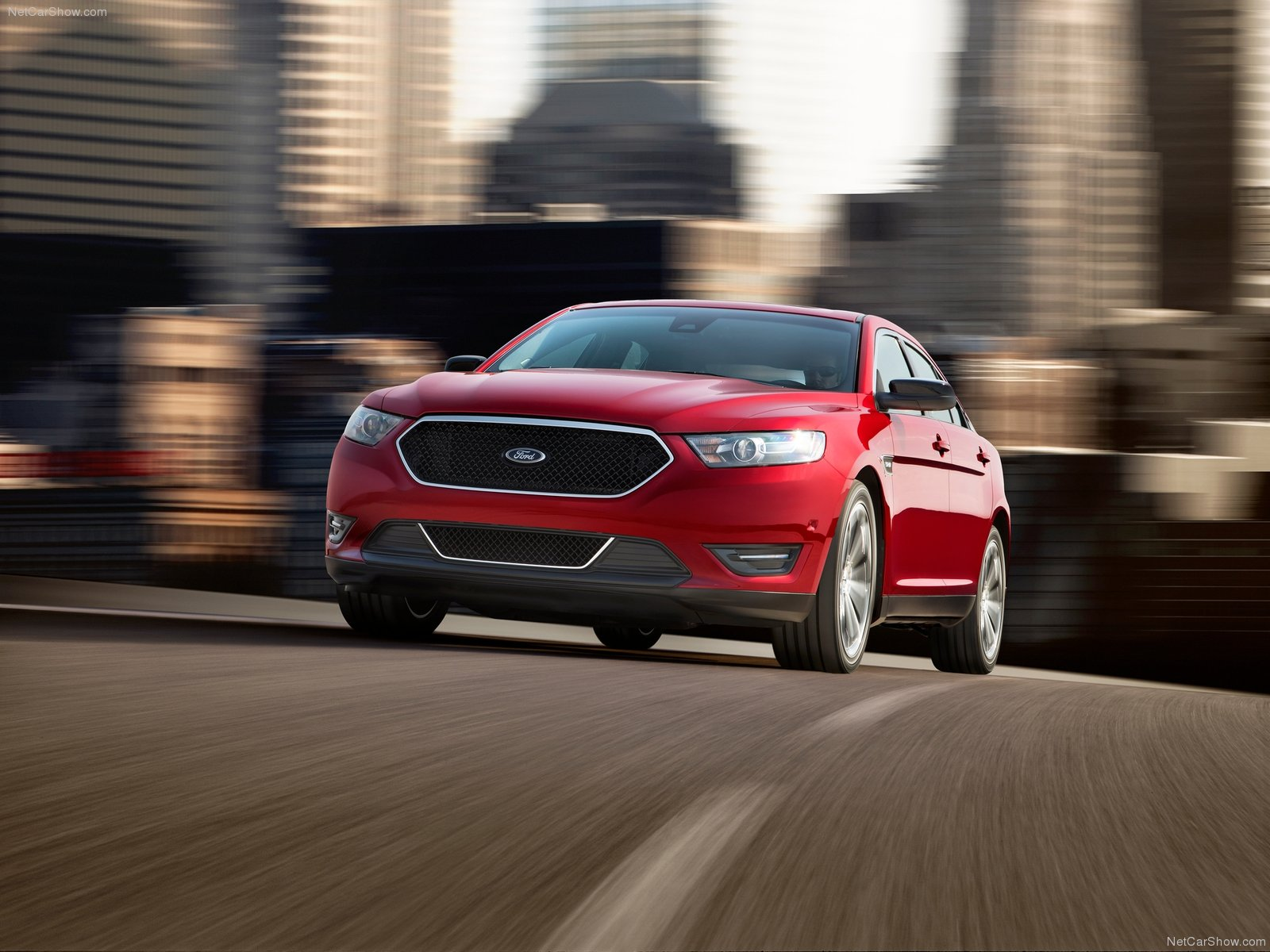 Ford Taurus SHO photo 80032