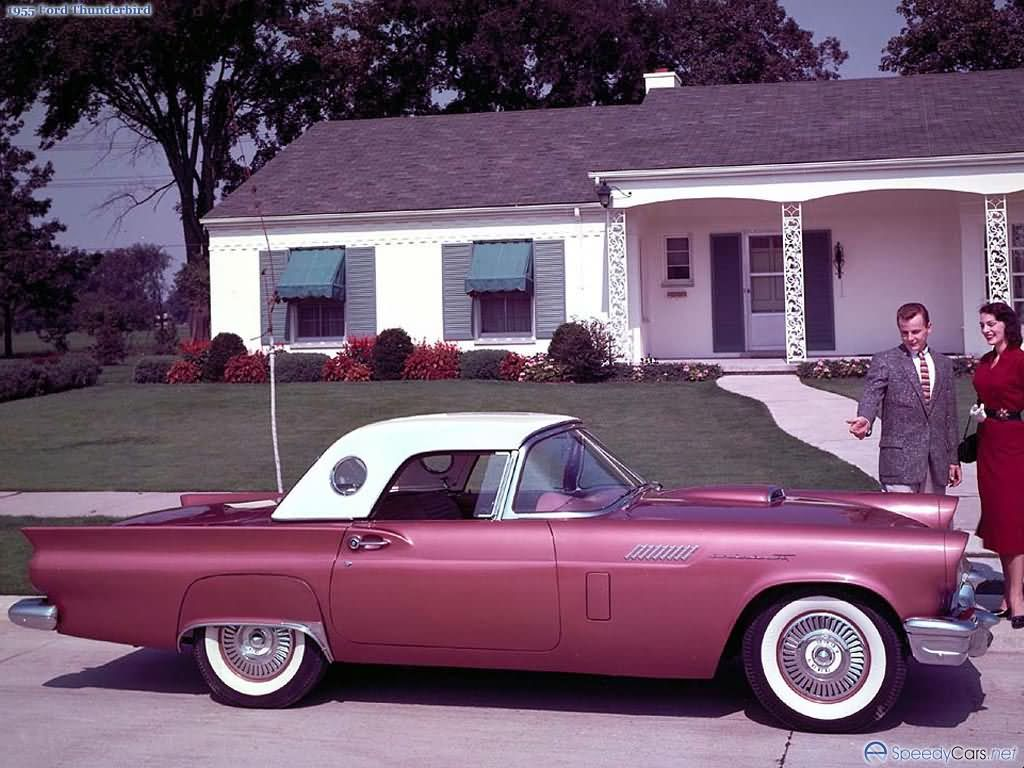 Ford Thunderbird photo 3349