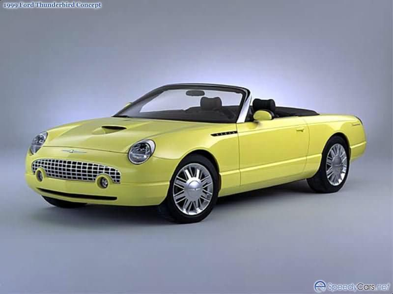 Ford Thunderbird photo 3351