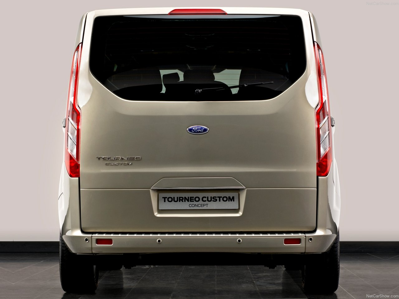 Ford Tourneo Custom photo 89443