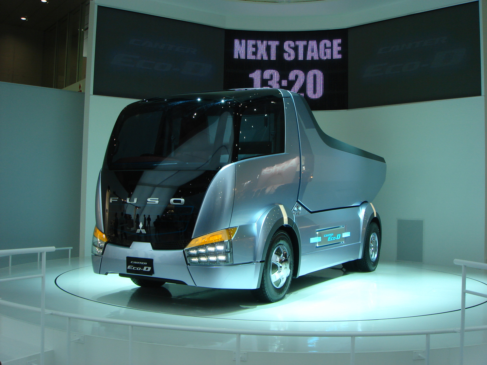 Fuso Canter Eco-D photo 68871