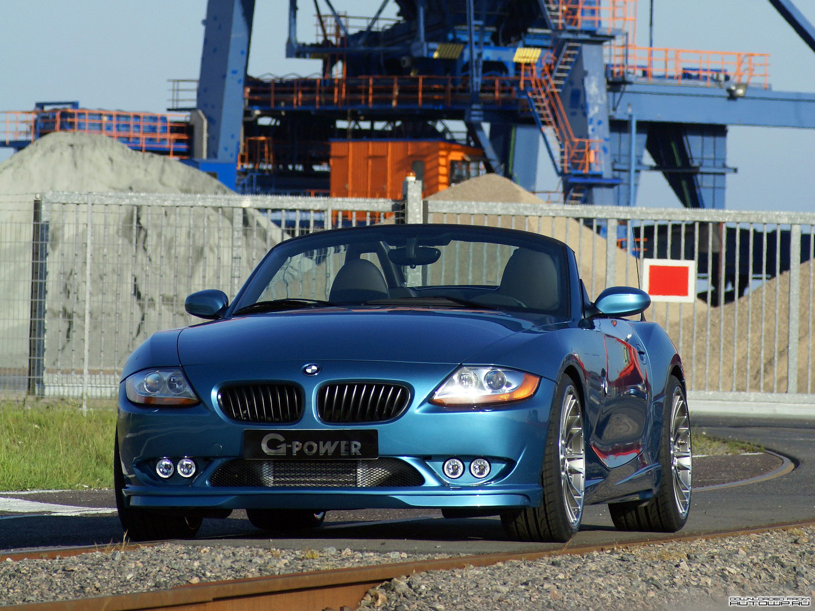 G Power BMW G4 3.0i Evo III (E85) photo 63304