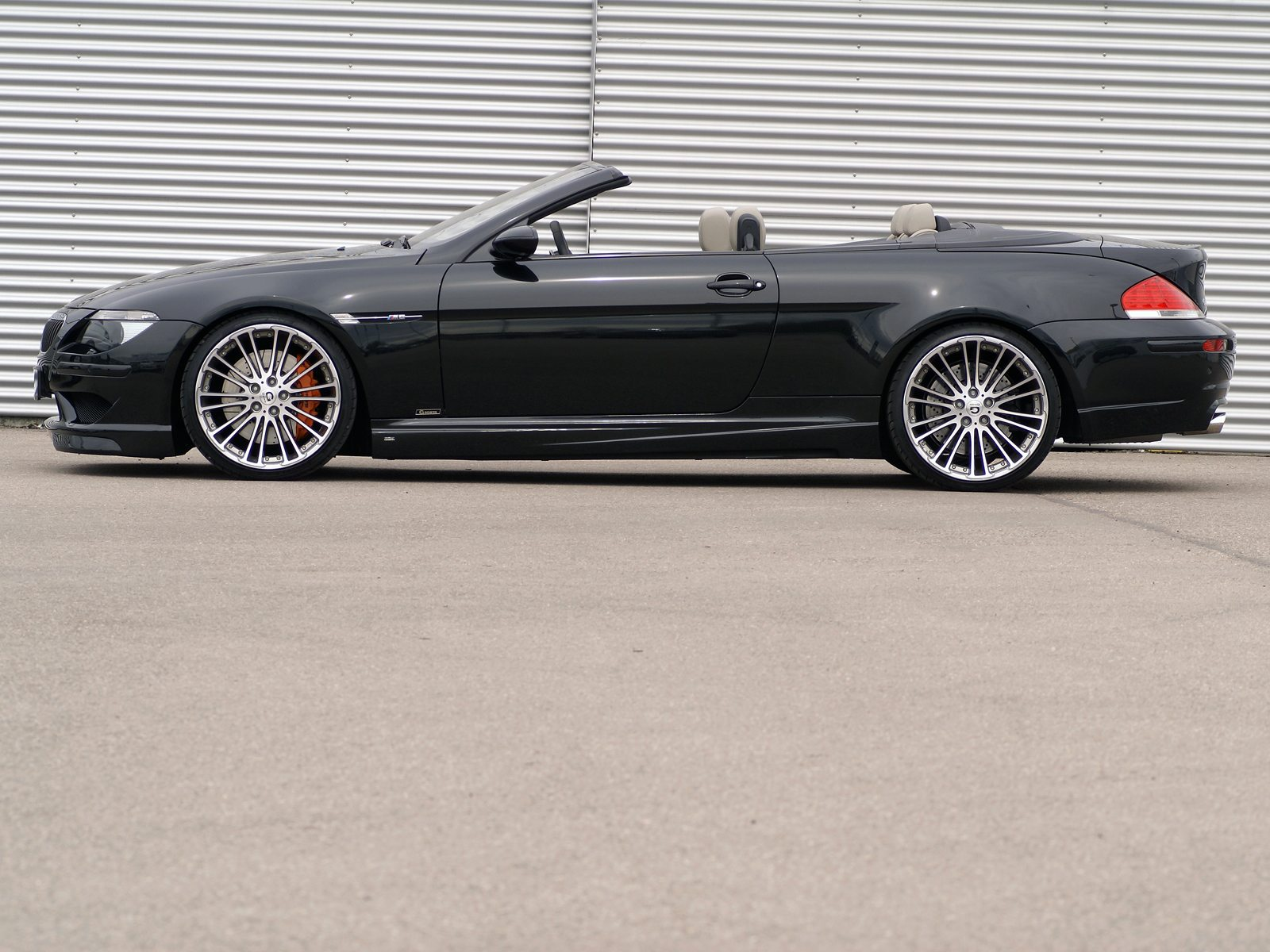 G Power BMW M6 Hurricane Convertible (E64) photo 55739