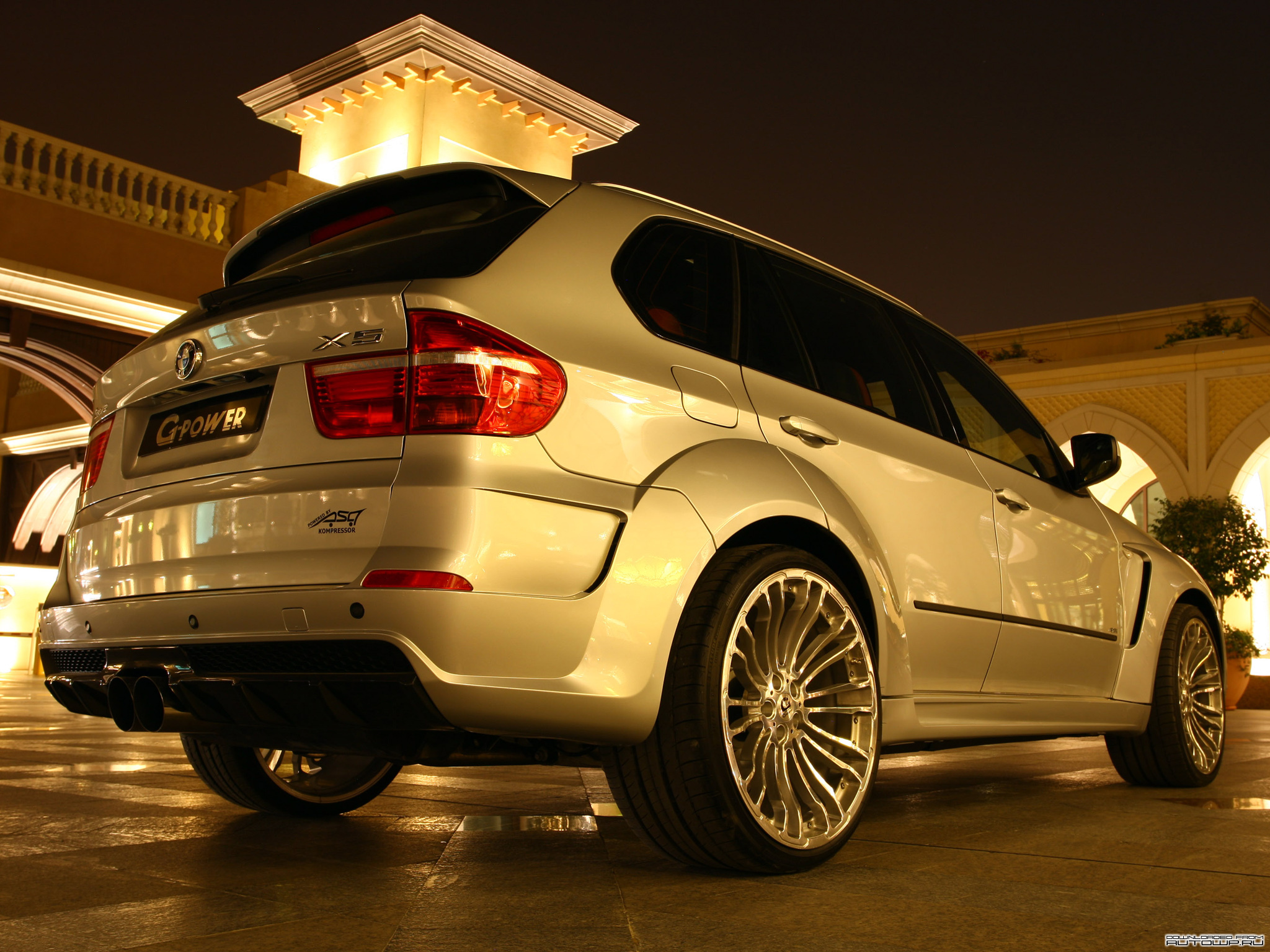 G Power BMW X5 Typhoon (E70) photo 63300