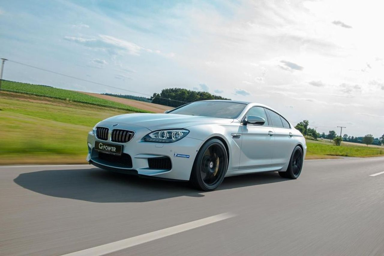 G Power M6 Gran Coupe photo 129133