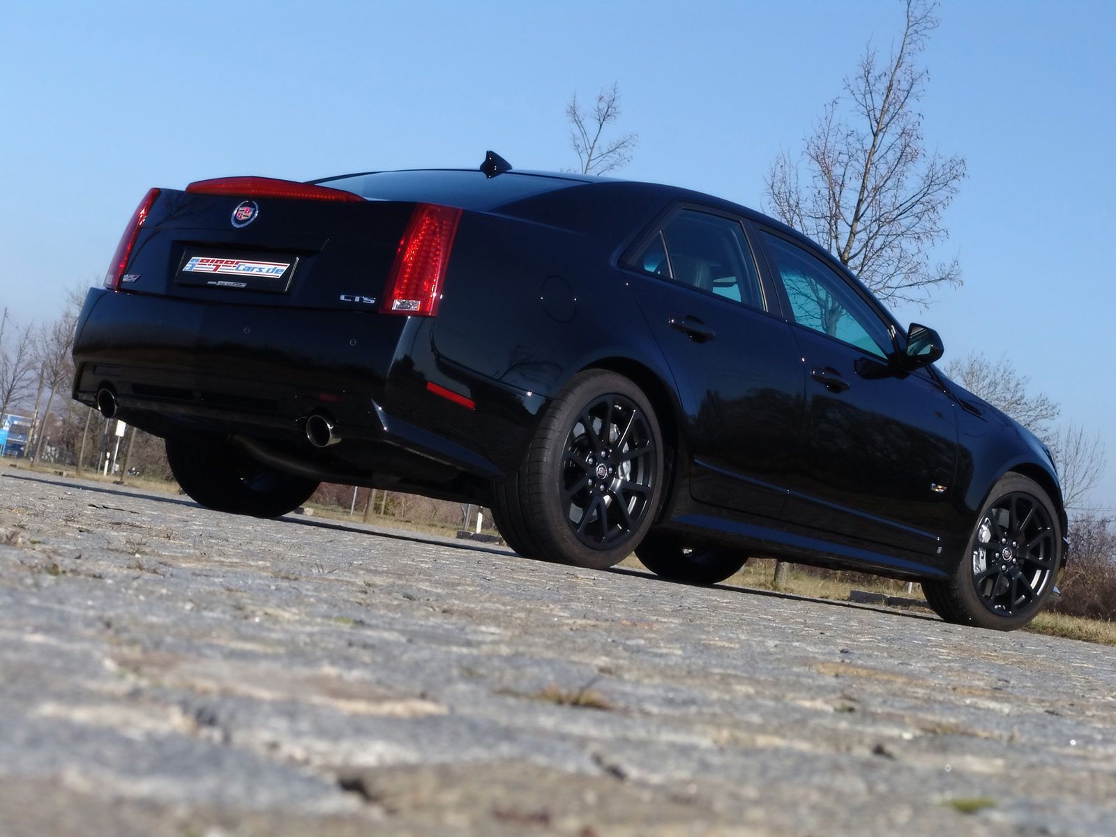 Geigercars Cadillac CTS-V photo 70001